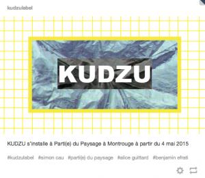 Kudzu Label