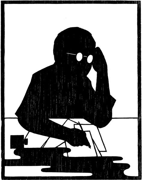 Thomas Perino - ombre