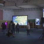 Benjamin Efrati et le collectif Miracle, La bible du xénoxénisme - Nuit Blanche 2017, Ville de Paris, @ADAGP, Paris 2017 - @ Martin Argyroglo 15