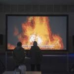 Benjamin Efrati et le collectif Miracle, La bible du xénoxénisme - Nuit Blanche 2017, Ville de Paris, @ADAGP, Paris 2017 - @ Martin Argyroglo 17