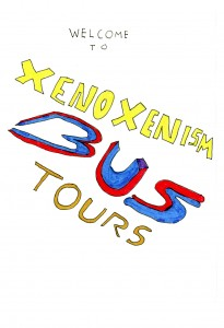 Xenoxenism Bus Tours – 10.16.2016